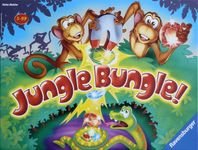 Board Game: Jungle Bungle!