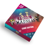 Board Game: Raccoon Madness Game