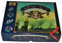 Board Game: Admiral