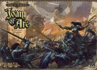 Board Game: Time of Legends: Joan of Arc