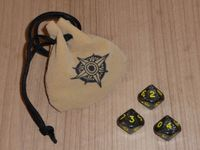 RPG Item: Exalted First Edition Dice