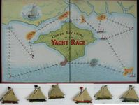 Board Game: Yacht Race