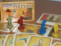 Board Game: Im Bann der Pyramide
