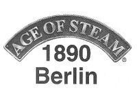 Board Game: Age of Steam Expansion: 1890 Berlin