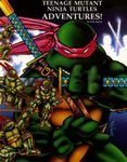 RPG Item: Teenage Mutant Ninja Turtle Adventures!