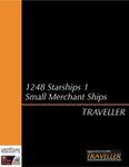RPG Item: 1248 Starships 1: Small Merchant Ships