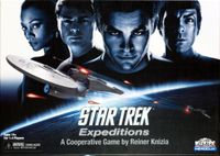 Board Game: Star Trek: Expeditions