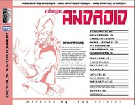RPG Item: Archetypes: Android
