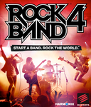Video Game: Rock Band 4