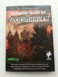 Board Game Accessory: Gloomhaven: Removable Sticker Set