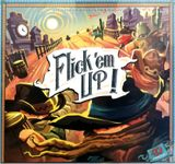 Board Game: Flick 'em Up!