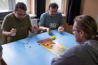 Board Game: Banana Matcho