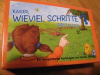 Board Game: Kaiser, wieviel Schritte...