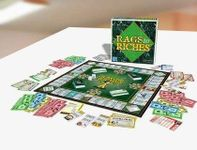 Board Game: Rags To Riches