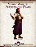 RPG Item: Mythic Minis 055: Performance Feats