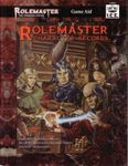 RPG Item: Rolemaster Character Records (RMSS, 3rd Edition)