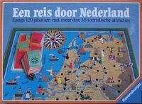 Board Game: Een Reis Door Nederland