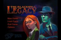 Video Game: The Blackwell Legacy
