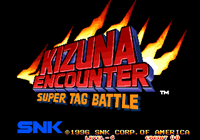 Video Game: Kizuna Encounter