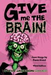 Board Game: Give Me the Brain!
