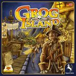 Board Game: Grog Island