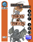 RPG Item: Misfits & Menaces: Tricks & Treats