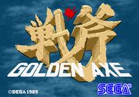 Video Game: Golden Axe