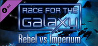 Video Game: Race for the Galaxy: Rebel vs. Imperium