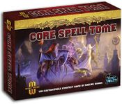 Board Game Accessory: Mage Wars: Core Spell Tome 1