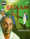Video Game: Bedlam (TRS-80)
