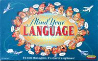 Board Game: Mind Your Language