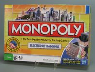 Board Game: Monopoly: Electronic Banking