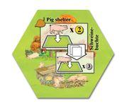 Board Game: Keyflower: Pig Shelter