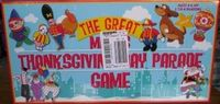 Board Game: The Great Macy's Thanksgiving Day Parade Game