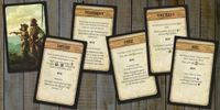 Board Game: Robinson Crusoe: Adventures on the Cursed Island – Trait Cards I