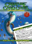 RPG Item: Creature Card Codex: Low-Level Creatures