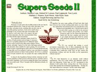 RPG Item: Seeds: Supers II
