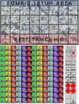 Board Game: Hero vs. Zombies