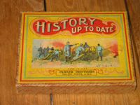 Board Game: History Up To Date