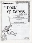 RPG Item: The Book of Tables Volume 1