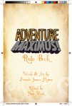 RPG Item: Adventure MAXIMUS! Rule Book (Beta)