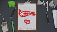Video Game: Surgeon Simulator 2013
