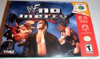 Video Game: WWF No Mercy