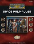 RPG Item: Space Pulp Rules