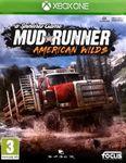 Video Game: MudRunner: American Wilds
