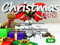 Video Game: Christmas Quiz