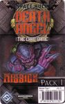 Board Game: Space Hulk: Death Angel – The Card Game – Mission Pack 1