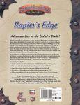 RPG Item: Rapier's Edge