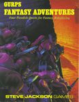 RPG Item: GURPS Fantasy Adventures