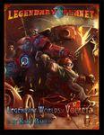 RPG Item: Legendary Worlds: Volretz (5E)